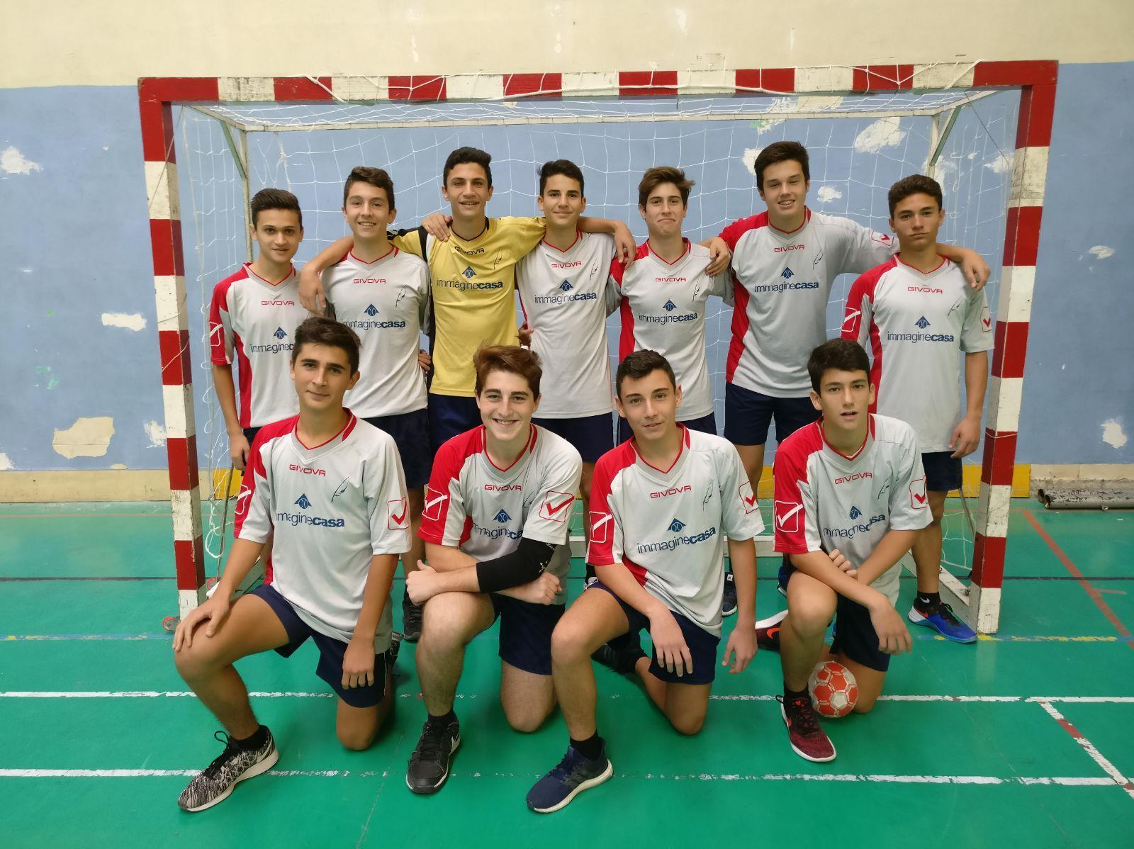handball u/16 2017